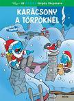 Peyo - Hupikék törpikék - Karácsony a törpöknél<!--span style='font-size:10px;'>(G)</span-->