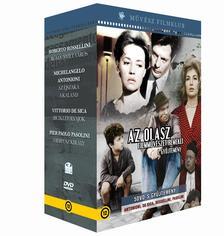 . - Olasz filmművészet remekei I. [DVD]