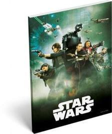 12300 - Notesz papírfedeles A/6 Star Wars Rogue One Team 16500203
