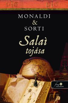 Monaldi-Sorti - Salai tojása - PUHA BORÍTÓS