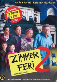Tímár Péter - ZIMMER FERI 1+2 DVD