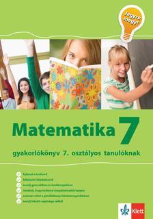 Tanja Koncan, Vilma Moderc, Rozalija Strojan - Matematika Gyakorlókönyv 7 - Jegyre Megy