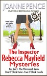 Pence Joanne - The Inspector Rebecca Mayfield Mysteries Box Set 1 [eKönyv: epub,  mobi]