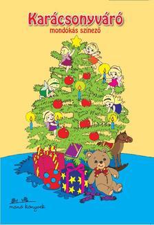 - Karácsonyváró Mondókás Színező