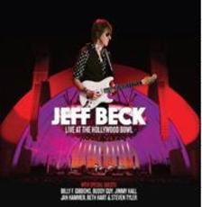 JEFF BECK - LIVE AT THE HOLLYWOOD BOWL - 2 CD