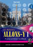 LX-027TK  Vida Enikő - Le nouvel Allons-y! 1 francia tk. KEZDŐKNEK + mp3 CD<!--span style='font-size:10px;'>(G)</span-->