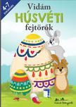 Korsós Szabina - Vidám Húsvéti fejtörők 4-7 éveseknek<!--span style='font-size:10px;'>(G)</span-->
