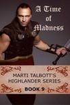 Talbott Marti - A Time of Madness [eKönyv: epub,  mobi]