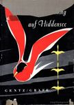 Grafe, Herbert, Gentz, Kurt - Vogelfrühling auf Hiddensee [antikvár]