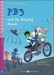 - PB3 AND THE HELPING HANDS - New edition with Multi-ROM