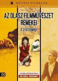 . - Olasz filmművészet remekei II.
