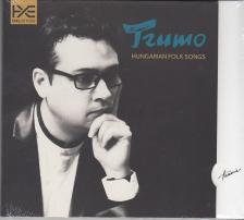 HUNGARIAN FOLK SONGS CD TZUMO
