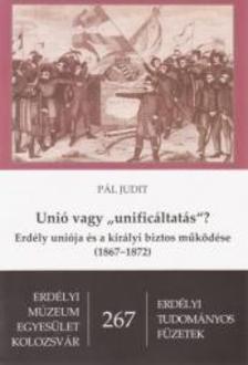 Pál Judit - Unió vagy