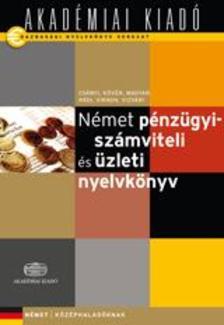 4000027033Akadémiaikiadó - Német pénzügyi-számviteli és üzleti nyelvkönyv