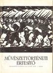 Pogány Ö Gábor - Művészettörténeti értesítő XXI. évf. 1. szám [antikvár]