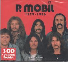 - P.MOBIL 1979-1996 3CD+BOOKLET