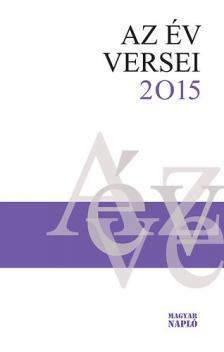 válogatta  Zsille Gábor - Az év versei 2015