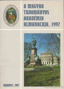 Burucs Kornélia - A Magyar Tudományos Akadémia almanachja 1997 [antikvár]