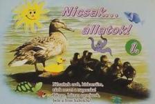 WATERS, VIOLET G. - NICSAK... ÁLLATOK! 1.