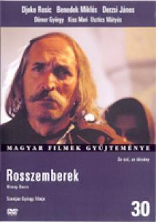 Szomjas György - ROSSZEMBEREK DVD