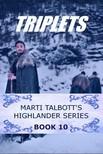 Talbott Marti - Triplets [eKönyv: epub,  mobi]