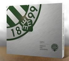 Ferencvárosi Torna Club - FTC 2014 Évkönyv