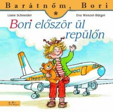 Liane Schneider - Annette Steinhauer - Bori először ül repülőn - Barátnőm, Bori