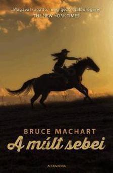 Bruce Machart - A múlt sebei