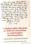 Jároli József - A rendszerváltás folyamata az 1848-49-i forradalom és szabadságharc első hónapjaiban [antikvár]