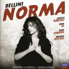 BELLINI - NORMA 2CD BARTOLI, SUMI JO, OSBORN, ANTONINI