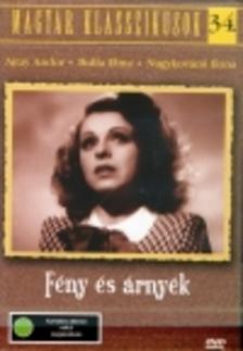 Tüdős Klára - FÉNY ÉS ÁRNYÉK  DVD  /MAGYAR KL. 34./