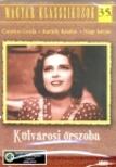 HAMZA D. ÁKOS - KÜLVÁROSI ŐRSZOBA  DVD  /MAGYAR KL. 35./  BARNA