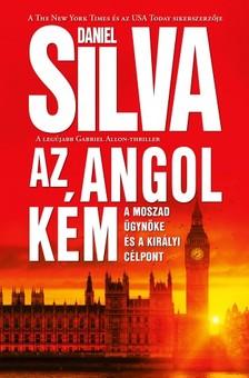 Daniel Silva - Az angol kém - A Moszad ügynöke és a királyi célpont [eKönyv: epub, mobi]