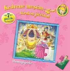 - Kedvenc meséim kirakós játékkal Hamupipőke