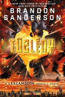 Brandon Sanderson - Tűzlény