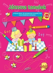 - Játszva tanulok 4-6/Játékos írás és számolás(lila)