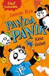RIX, JAMIE  - Állati kalandok - Panda pánik 1. - Kész őrület! ###