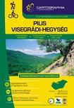 Cartographia Kiadó - PILIS, VISEGRÁDI-HEGYSÉG TURISTAKALAUZ TÉRKÉPPEL - 1:40000 -