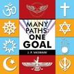 Vaswani J. P. - Many Paths: One Goal [eKönyv: epub,  mobi]