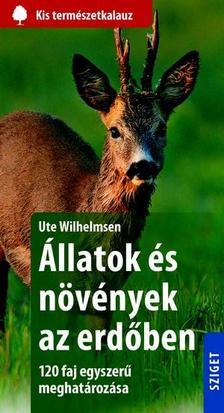 Ute Wilhelmsen - Állatok és növények az erdőben