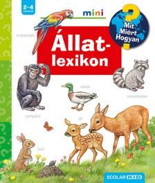 Anne Möller - Állatlexikon