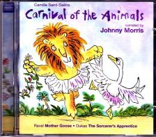 SAINT -SAENS - CARNIVAL OF THE ANIMALS CD