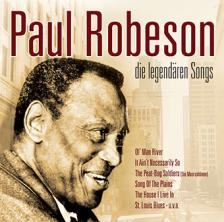 - PAUL ROBESON - DIE LEGENDAREN SONGS CD