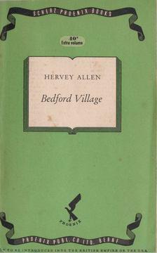 Allen, Harvey - Bedford Village [antikvár]