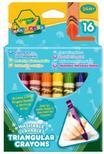 - Crayola - 16 db tömzsi háromszög zsírkréta