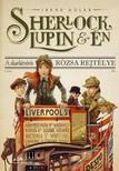 Irene Adler - Sherlock, Lupin és Én 3. - A skarlátvörös rózsa rejtélye [eKönyv: epub, mobi]<!--span style='font-size:10px;'>(G)</span-->