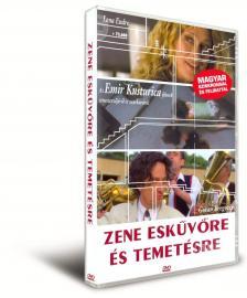 UNNI STRAUME - ZENE ESKÜVŐRE ÉS TEMETÉSRE DVD LENA ENDRE,GORAN BREGOVIC,FLOBERG,HEMSE