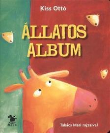 Kiss Ottó - Állatos album - lapozó