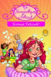 Prunella Bat - Hercegnőképző Intézet 1: Koronát Vickynek! - KEMÉNY BORÍTÓS