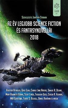 - Az év legjobb science fiction és fantasynovellái 2018